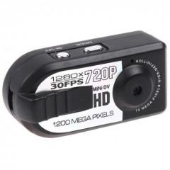 Миниатюрная видеокамера Mini DV Q5-A HD 720P с датчиком движения