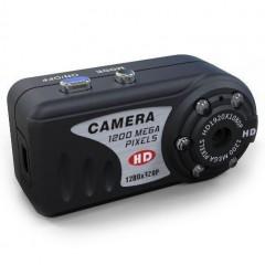 Шпионская мини камера Mini DV Q5-B HD 720P с датчиком звука