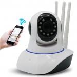 Вращающаяся IP Wi-Fi камера EA200SS