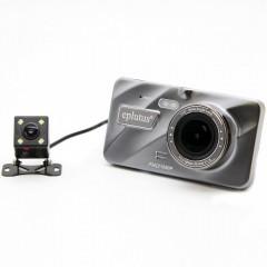 Автомобильный видеорегистратор Eplutus DVR-929 с камерой заднего вида