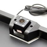 Камера заднего вида в номерном знаке ЕС-158B