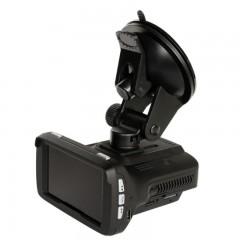 Автомобильный видеорегистратор XPX G525-STR с GPS и антирадаром (4K)