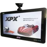 """XPX G626 7"""" (регистратор / навигатор / радар)"""