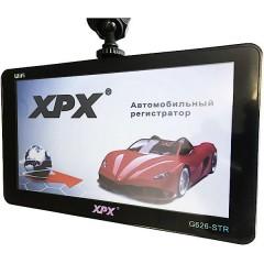 """Автомобильный видеорегистратор XPX G626 7"""" (GPS-навигатор / радар-детектор)"""
