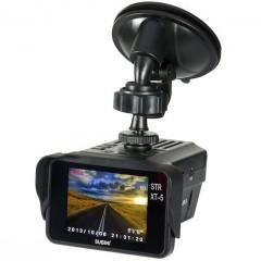 Автомобильный видеорегистратор Subini STR XT-5 с антирадаром