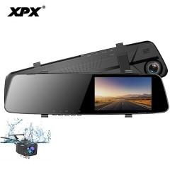 Видеорегистратор-зеркало XPX ZX847 (2 камеры)