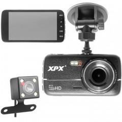 Видеорегистратор XPX P11 с камерой заднего вида