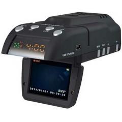 Автомобильный видеорегистратор с радар-детектором XPX G530-STR