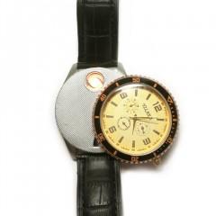 Подарочные часы с зажигалкой HONGFA HF808 (3 стиля)