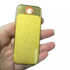 Спиральная USB-зажигалка без газа SANYONG (4 цвета)