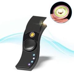 Spinner Lighter - зажигалка-спиннер с подсветкой