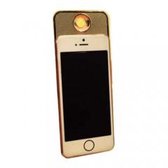 Уцененная USB зажигалка в форме телефона iPhone 7 (с витрины, небольшие потертости)