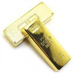 Электронная USB зажигалка «Слиток золота»