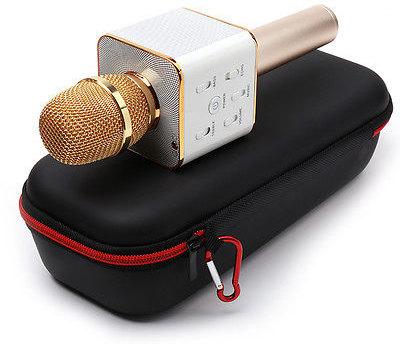 Микрофон караоке с футляром