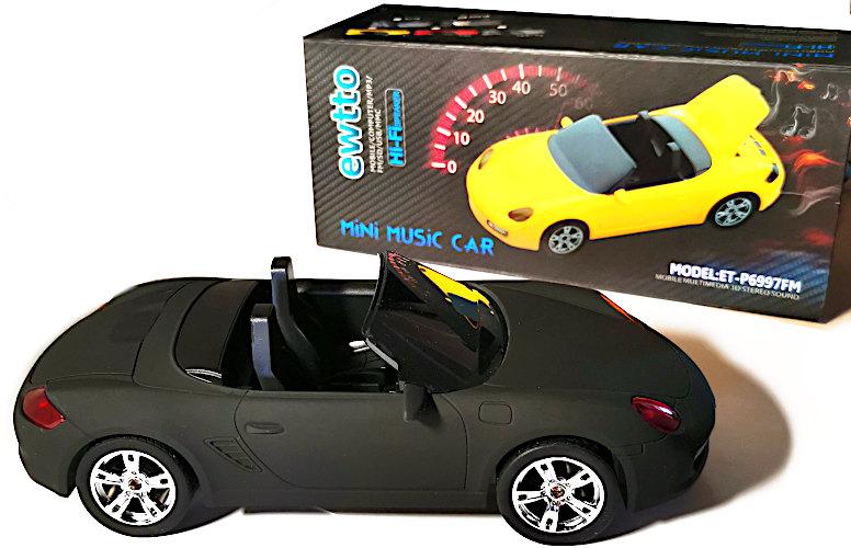 Колонка машинка Porsche Cabriolet