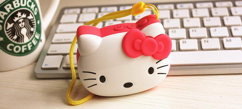 MP3 плеер Hello Kitty с Bluetooth