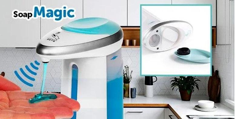 Диспенсер (дозатор) сенсорный Soap Magic