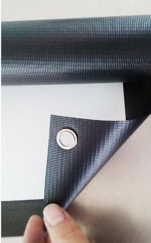 Рулонный экран для проектора