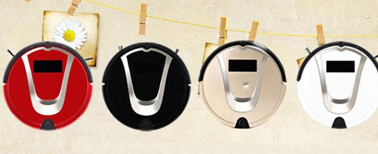 Мощный робот-пылесос TOCOOL