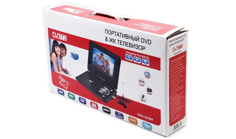 ДВД-плеер LS-780T