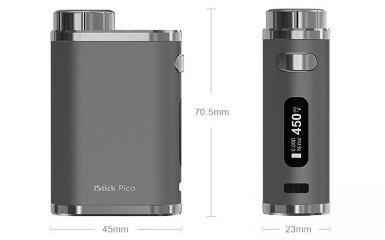 Eleaf iStick Pico размеры