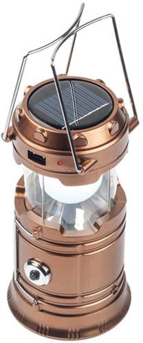 Фонарь кемпинговый складной JY-5700T