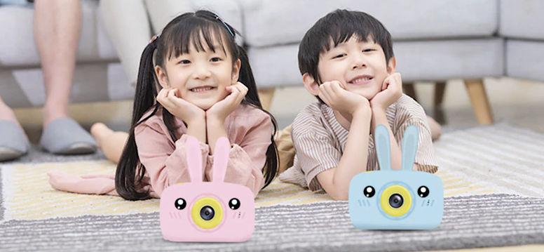 Детский цифровой фотоаппарат Rabbit