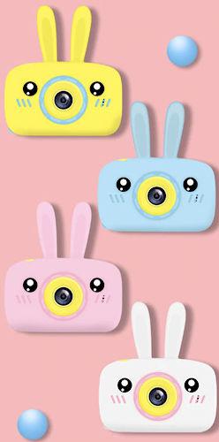 Детский фотоаппарат Кролик