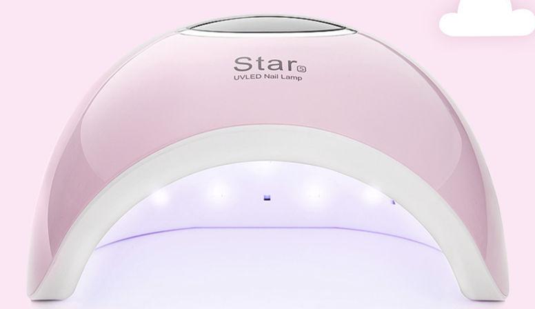 Лампа для ногтей Star5