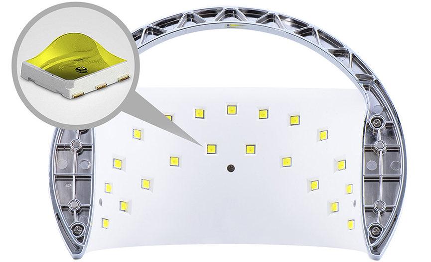 SUNUV SUN6 вид снизу