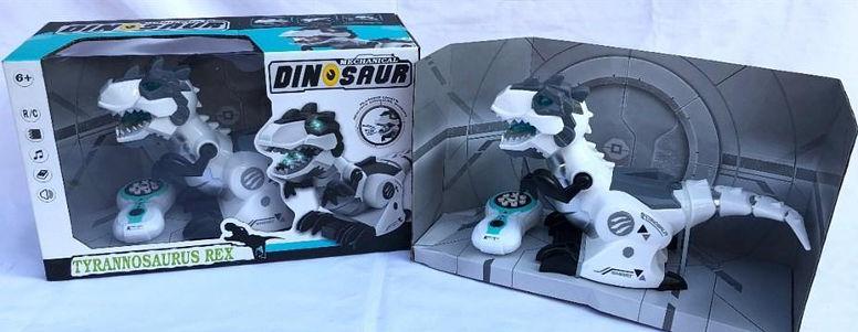 Электронный тираннозавр Рекс