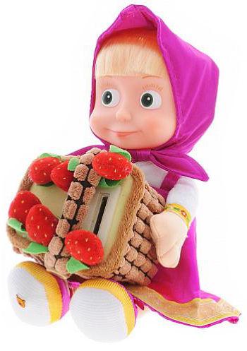"Кукла ""Маша с копилкой"""