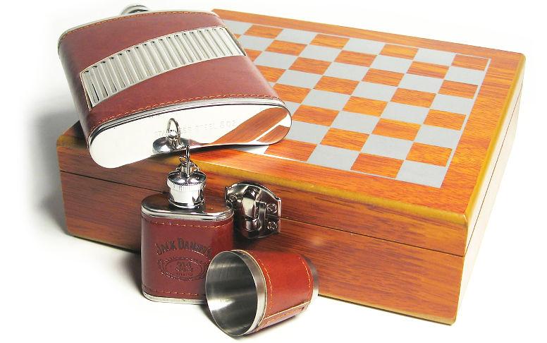 Подарочный набор с шахматами