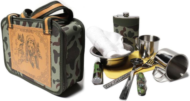 Подарочный набор туриста в чемоданчике