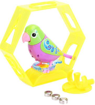 Электронный музыкальный попугай