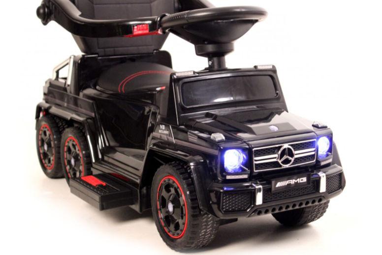 Электромобиль толокар Mercedes Гелендваген