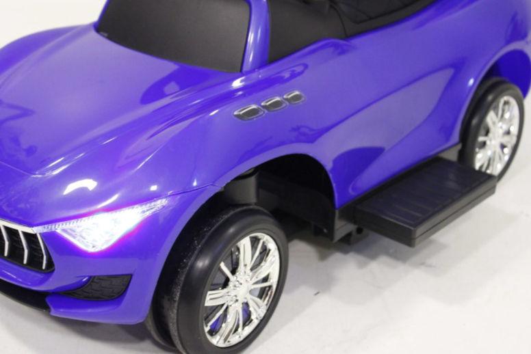 Толокар каталка Maserati