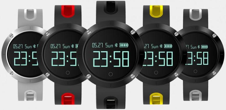 Фитнес часы DM58