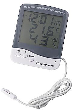 Термометр с гигрометром TA218A