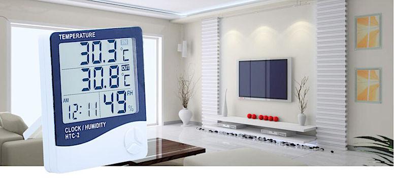 Термометр HTC-2 PRO