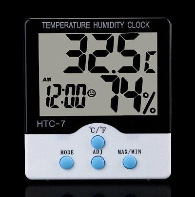 Мини метеостанция HTC-7