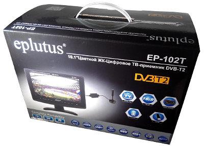 EPLUTUS EP-102T коробка