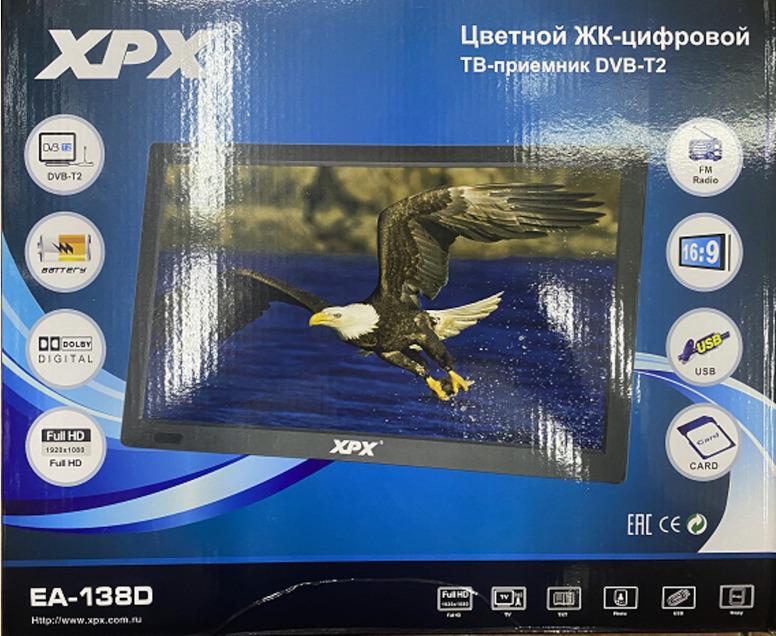 Телевизор XPX EA-138D