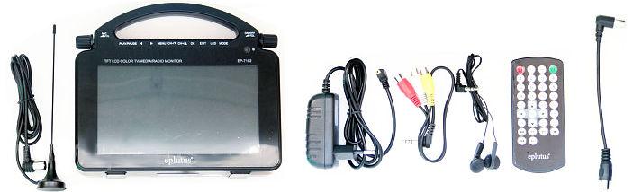 Eplutus EP-7102 комплектация