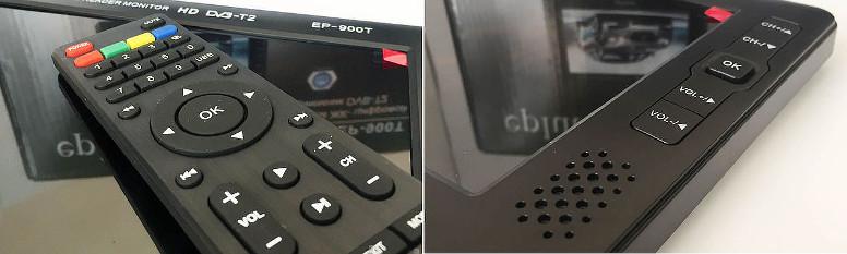 Телевизор Eplutus EP-900T
