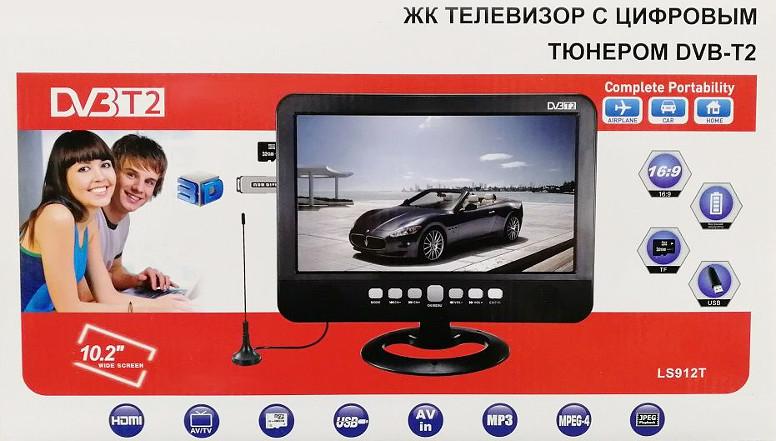 Телевизор LS-912T