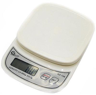 Весы кухонные QZ-158