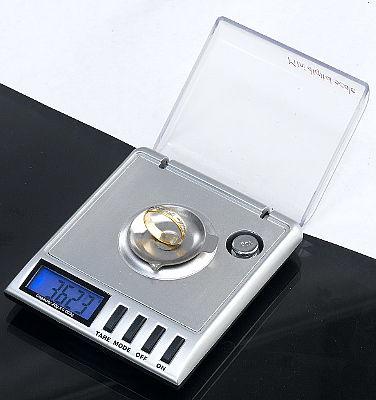 Mini Digital Scale (0,001-30 гр.)
