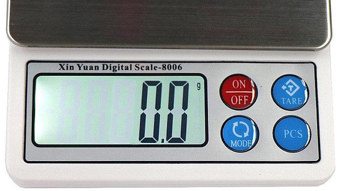 Весы XY-8006