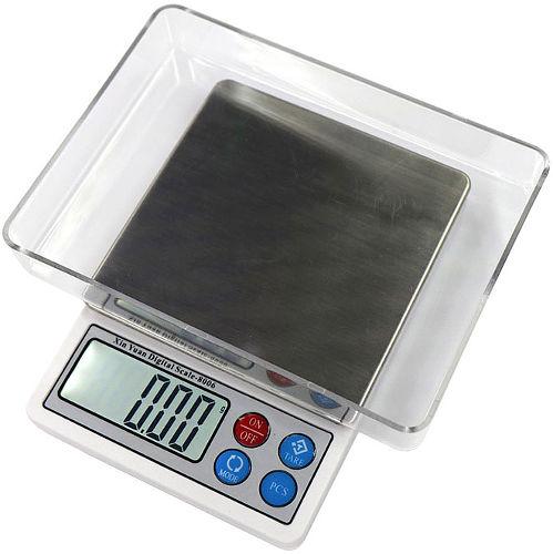 Весы с чашей-тарой XY-8006